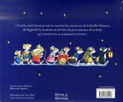 Bonne nuit, petit ours ! - 4ème de couverture - Format classique