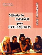 Metodo de espanol intermedio alumno - Couverture - Format classique