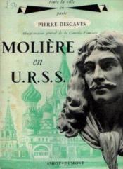 Molière en U. R. S. S. - Couverture - Format classique