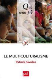 Le multiculturalisme (2e édition) - Couverture - Format classique