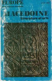 Macédoine littérature et arts avril 1978 - Couverture - Format classique