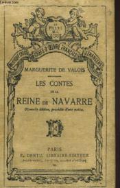 L'Heptameron, Contes De La Reine De Navarre - Couverture - Format classique
