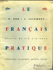 Le Francais Pratique - Couverture - Format classique