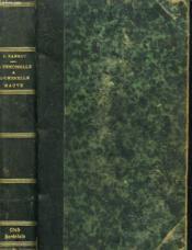 La Demoiselle A L'Ombrelle Mauve - Couverture - Format classique