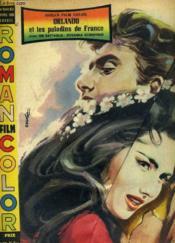 ROMAN FILM COLOR - 4eme ANNEE - N°4 - Couverture - Format classique