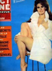 Cine Revue - Tele-Programmes - 47e Annee - N° 38 - L'Etrangere - Couverture - Format classique
