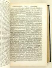Dictionnaire de Pédagogie et d'Instruction Primaire (4 Tomes - Complet) Ière Partie : Tomes I et II ; IIe Partie : Tomes I et II [ Edition originale ] - Couverture - Format classique