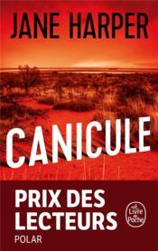 Canicule - Couverture - Format classique