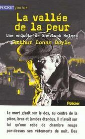 La vallée de la peur ; une enquête de Sherlock Holmes - Intérieur - Format classique