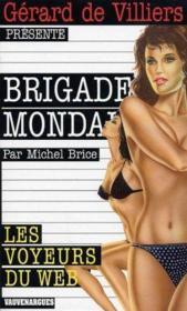 Brigade mondaine t.246 ; les voyeurs du web - Couverture - Format classique