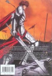 Archlord T.1 - 4ème de couverture - Format classique