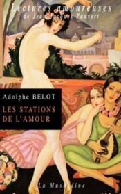 Les stations de l'amour - Couverture - Format classique