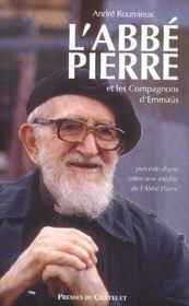 L'Abbé Pierre et les compagnons d'Emmaüs (édition 2004) - Intérieur - Format classique