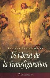 Christ de la transfiguration - Intérieur - Format classique