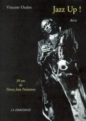 Jazz Up - Couverture - Format classique