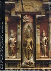 Art de l'Inde ; diversité et spiritualité - 4ème de couverture - Format classique