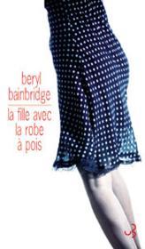 La fille avec la robe à pois - Couverture - Format classique