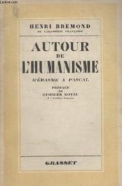 Autour De Lhumanisme. - Couverture - Format classique