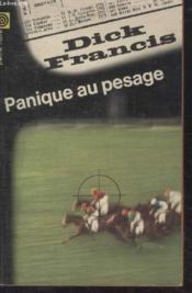 Collection La Poche Noire. N°59 Panique Au Pesage. - Couverture - Format classique
