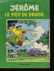 Jerome - Le Pie Du Druide - Couverture - Format classique