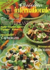 Cuisine Internationale N°3 - Couverture - Format classique