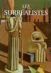 Les surrealistes - Couverture - Format classique