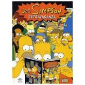 Les Simpson - Extravaganza - Couverture - Format classique