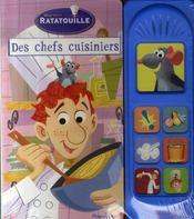 Ratatouille des chefs cuisiniers - Intérieur - Format classique