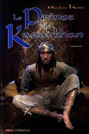 Le prince de kazarkhan - Intérieur - Format classique