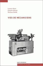 Vies de mécaniciens - Couverture - Format classique
