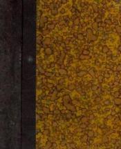 La chanson des heures, poésies nouvelles (1874 -1878) - Couverture - Format classique
