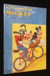 Les aventures de Mickey - Couverture - Format classique