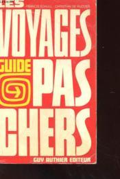 Guide - Les Voyages Pas Chers - Couverture - Format classique