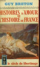 Histoires D'Amour De L'Histoire De France - Tome 5 - Couverture - Format classique