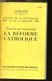 L'Eglise De La Renaissance Et De La Reforme - Couverture - Format classique