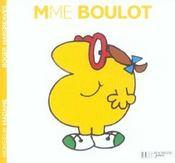 Madame Boulot - Intérieur - Format classique