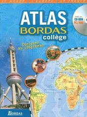Atlas - Intérieur - Format classique