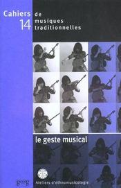Le Geste Musical - Intérieur - Format classique