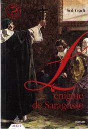 L'énigme de saragosse - Couverture - Format classique