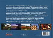 Bourgogne - 4ème de couverture - Format classique