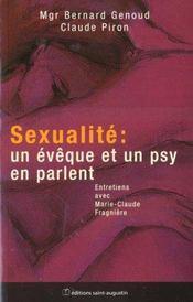 Sexualite ; L'Eveque Et Le Psy En Parlent - Intérieur - Format classique
