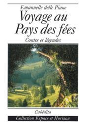 Voyage Au Pays Des Fees - Couverture - Format classique