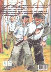 Contes populaires de la grande lande t.1 - 4ème de couverture - Format classique