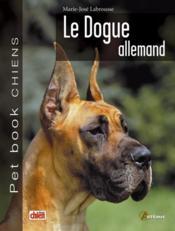 Dogue allemand (le) - Couverture - Format classique