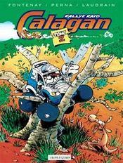 Calagan rallye raid t.2 - Intérieur - Format classique