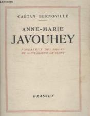 Anne Marie Javouhey. - Couverture - Format classique