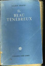 Un Beau Tenebreux - Couverture - Format classique