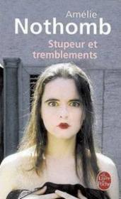 Stupeur et tremblements - Couverture - Format classique