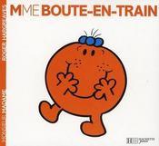 Madame Boute-en-train - Intérieur - Format classique