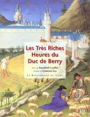 Les Tres Riches Heures Du Duc De Berry - Intérieur - Format classique